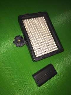 (Rent) CN-160 Video LED Light
