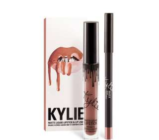 Kylie cosmetics lipstick matte warna Dolce K