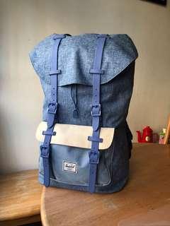 $400只限三天Herschel Backpack 15in電腦大容量背囊書包