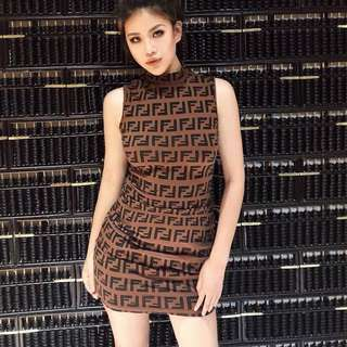FenDi Knit Dress
