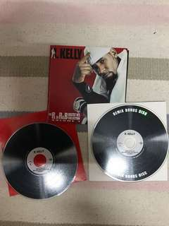 R. Kelly - The R. In R&B Greatest Hits Collection Vol 1