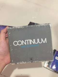 Continnuum john mayer cd