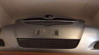 Toyota vios original front bumper
