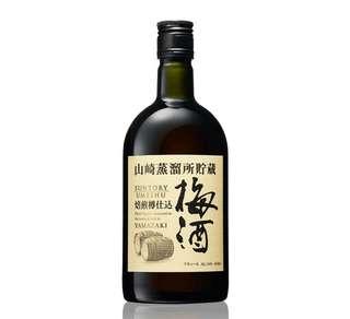 山崎梅酒660nl