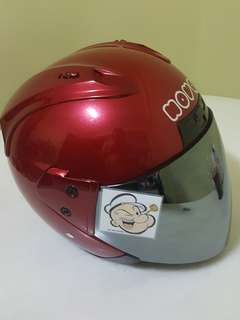 0307*** Nova Helmet For Sale 😁😁Thanks To All My Buyer Support 🐇🐇 Yamaha, Honda, Suzuki