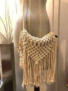 Fringe Bag (Handmade from Vietnam)