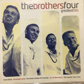 The brothers four greatest hits cd