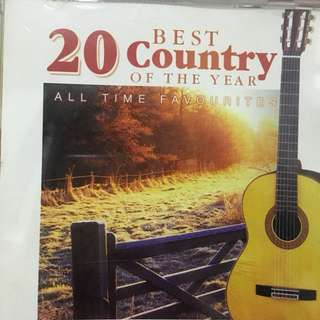 Country cd