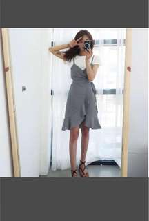 Kerra Dress with Plain T