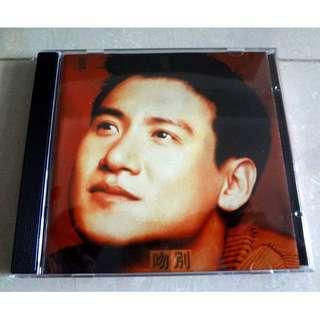 Jacky Cheung 張學友 CD 吻别