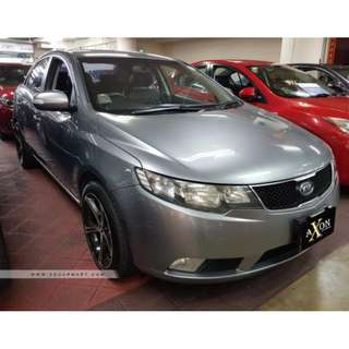 Car Rental for WEEKDAY/WEEKEND - Kia Cerato Forte 1.6A