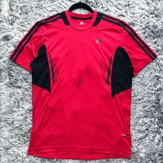 Adidas Climacool Red Shirt (Authentic)