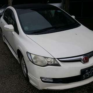 HONDA CIVIC 2.0(A) 2008 BODYKIT