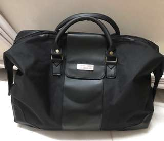 Salvatore Ferragamo luggage bag