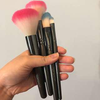 Topshop Brush Set