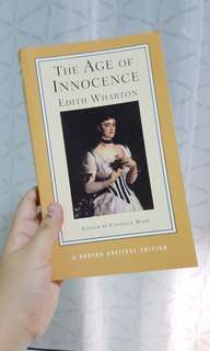 A Norton Critical Edition The Age of Innocence by Edith Wharton, Edited by Candace Waid