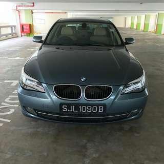 BMW 520XL LCi 2008