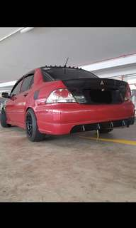 Manual Mitsubishi Lancer for Monthly Rental - Weekly Payment $400