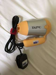 Brand New Taiyo 1000W Hair Dryer