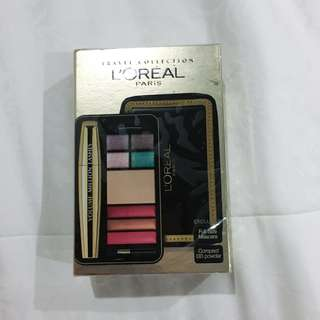 LOREAL COSMETICS TRAVEL COLLECTION