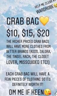 Grab Bag Sale!