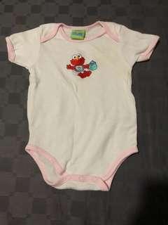 Baby Romper (Elmo)
