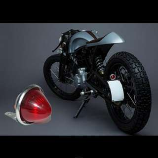 Cafe racer tailamp