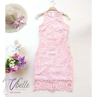 Grace pink dress