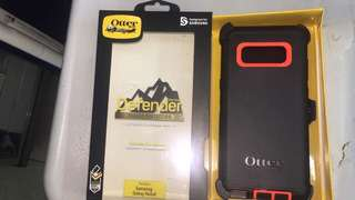 Authentic Otterbox Defender Samsung Note 8