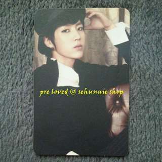 [WTS/WTT] INFINITE SUNGYEOL PARADISE OFFICIAL PC