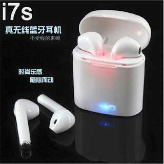 Bluetooth Earphone With Charger