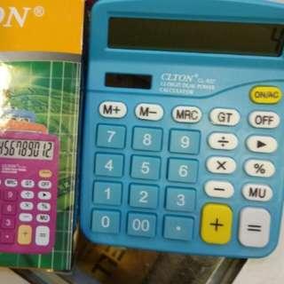 日光燈計算機(可裝3號電池一顆)90元限來店買點我頭像看店址和上千種商品