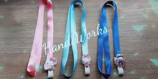 Hello Kitty Neck Strap