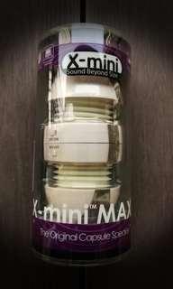 X-mini MAX ll Capsule speaker (1 pairs)