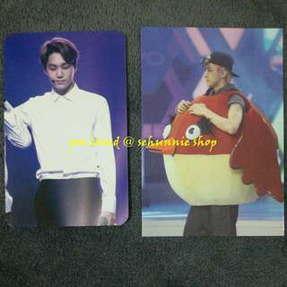 EXO KAI KNOCK OFFICIAL FANSITE PC & EXO SEHUN AIOLOS OFFICIAL FANSITE PC
