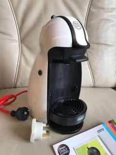 Nescafe Dolce Gusto 咖啡機 澳洲版連變壓器手動調水