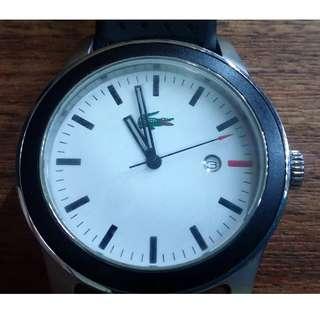 Lacoste Quartz watch 石英錶