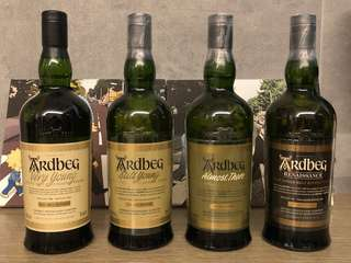 Ardbeg / path to peaty maturity