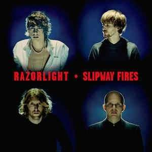 arthcd RAZORLIGHT Slipway Fires CD