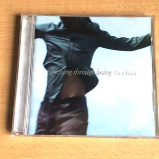 ORIGINAL Ken Hirai Japanese Music CD