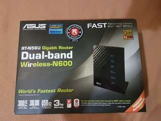 RT-N56U Gigabit Router