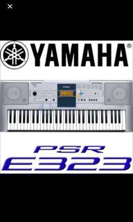 Yamaha PSR-E323 - Recommended by Yamaha Music School