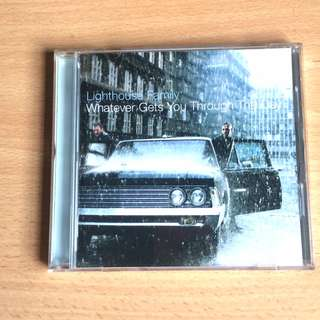 ORIGINAL Lighthouse Family English Music CD