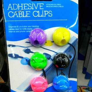 CABLE CLIPS(6in1)
