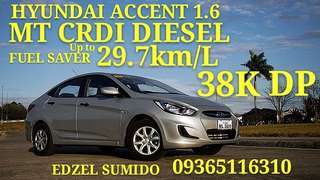 Hyundai 1.6 MT CRDI DIESEL