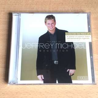 ORIGINAL Jeffrey Michael Piano Music CD