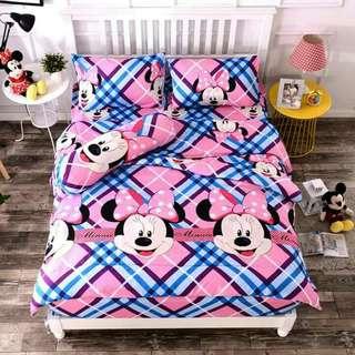 Cadar Mickey Mouse Queen