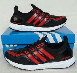 Adidas Ultraboost Black Red