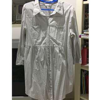 H&M maternity/plus size tunic