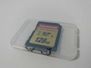Transcend UHS-I U3 128GB Secure Digital XC Card Class 10